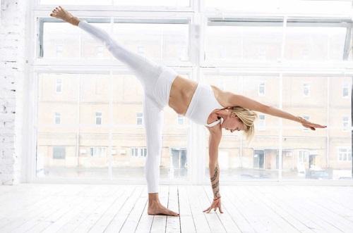 Видео курсы по йоге