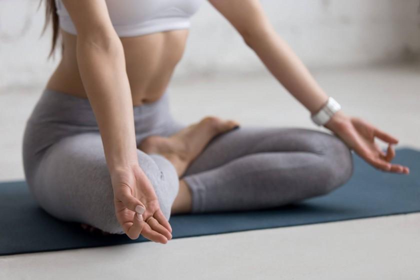 Курсы по йоге для среднего уровня
