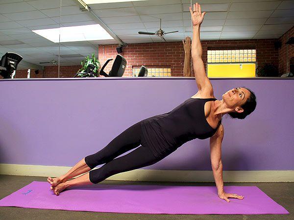 Йога комплекс для профилактики сколиоза