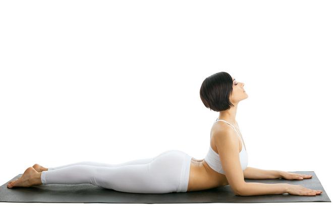 Йога комплекс для проработки крестца