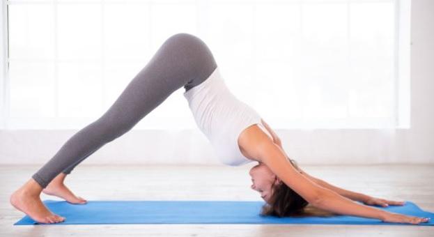 Йога комплекс для проработки грудного отдела позвоночника