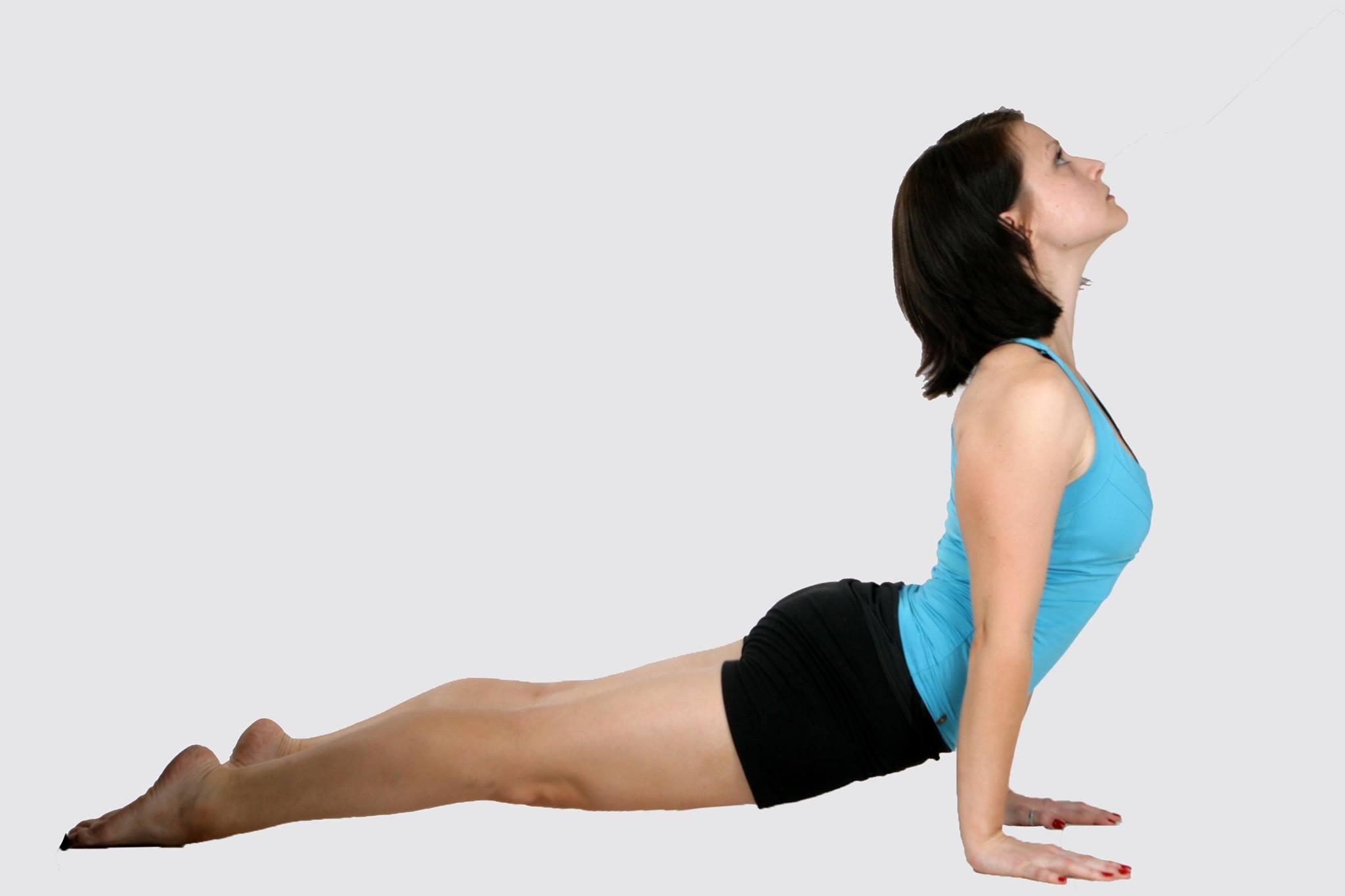Йога комплекс для восстановления живота после родов