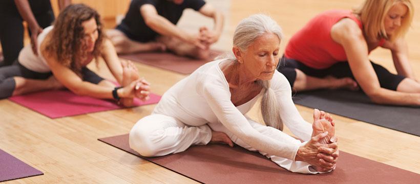 Правильный шпагат в йоге
