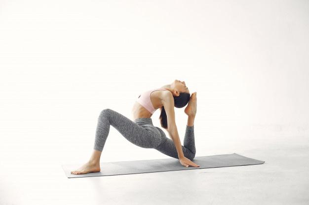 Тренировка поперечной мышцы живота
