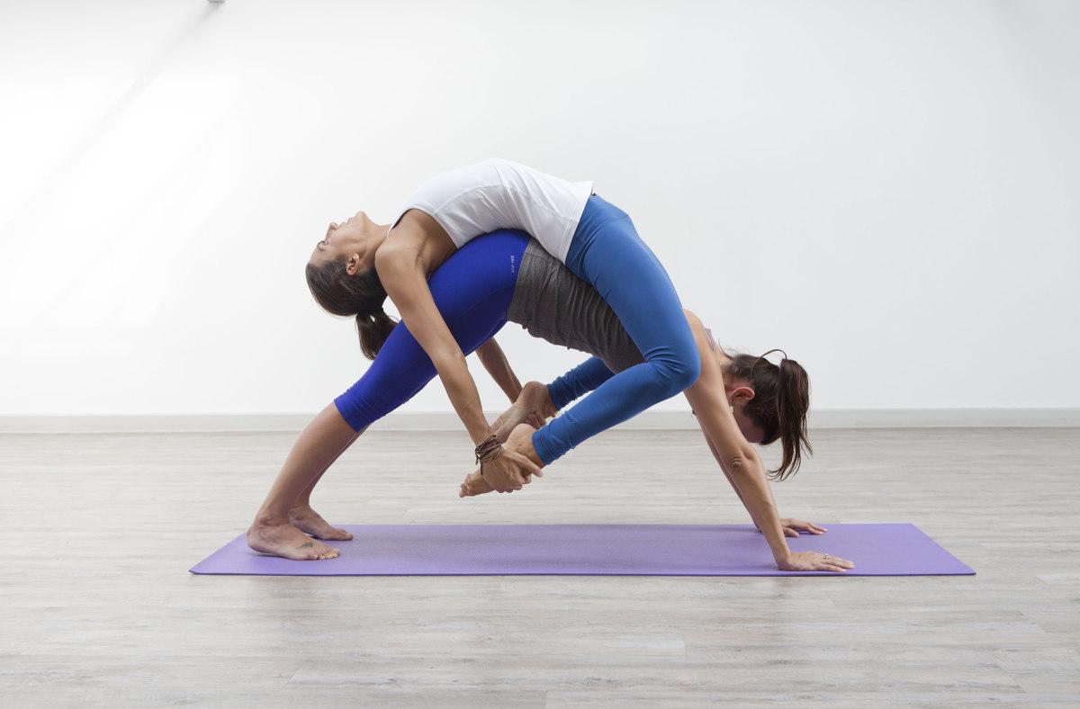Йога комплекс для силы