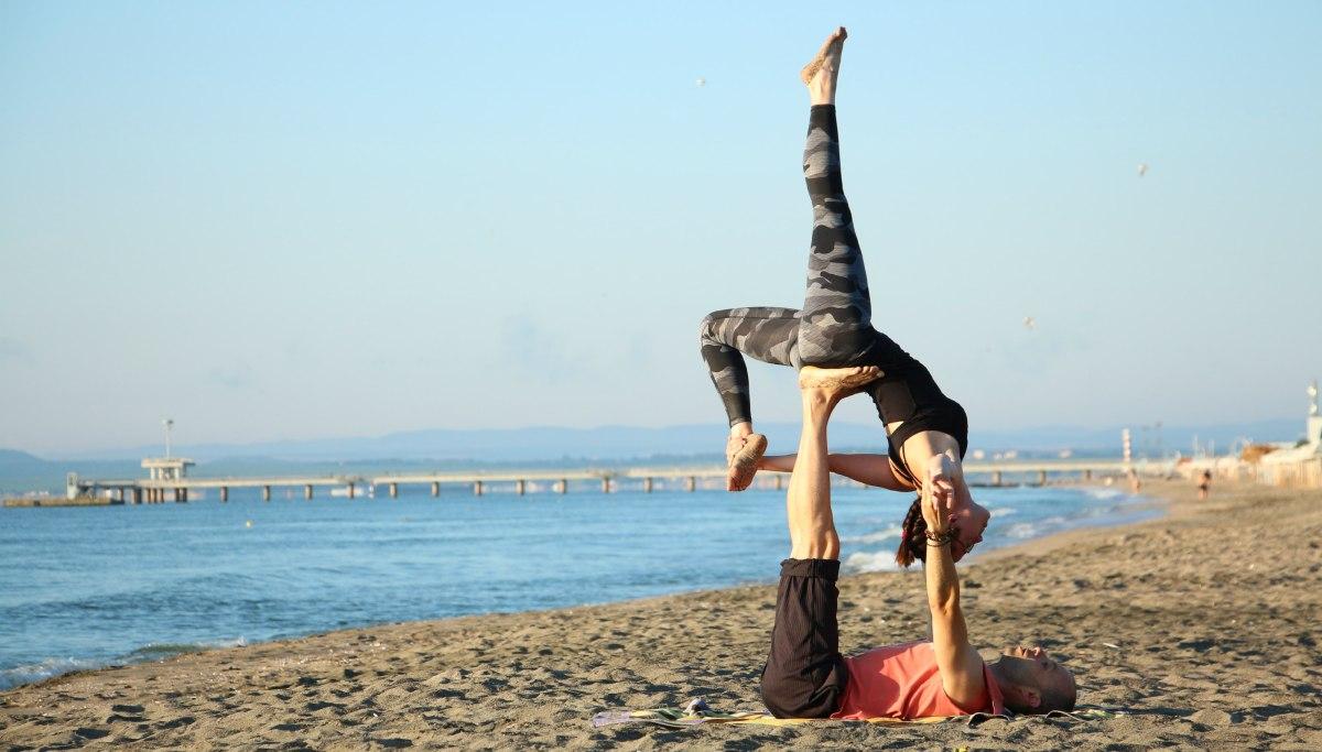 Йога студия онлайн для новичков