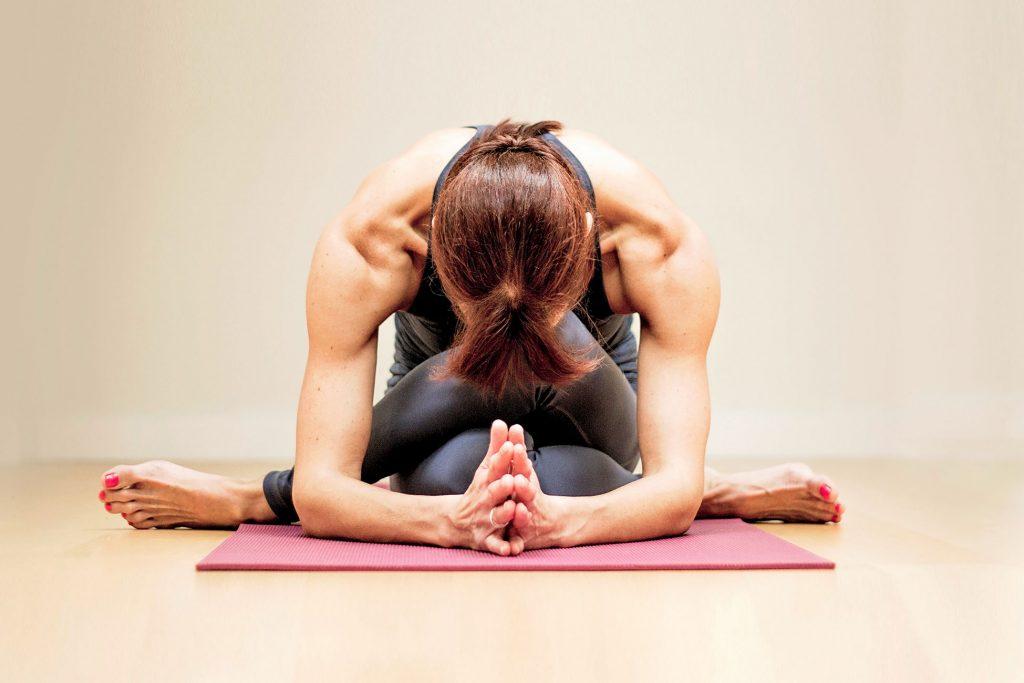 Йога студия в онлайн формате