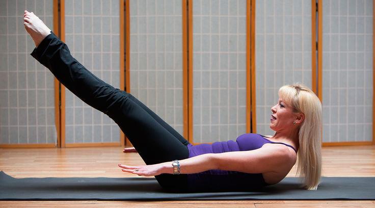 Онлайн йога коучинг