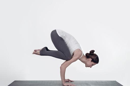 Тренировочный комплекс по йоге