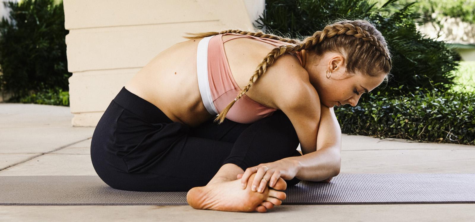 Онлайн занятия по йога намерения