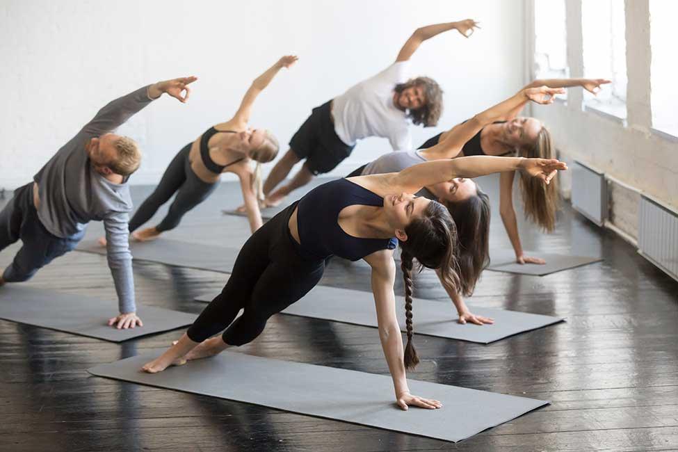 Пройти курс тренировок по йоге онлайн