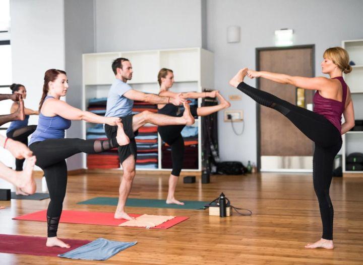 Преподаватель по йоге онлайн