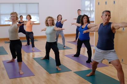 Инструктор по йоге онлайн