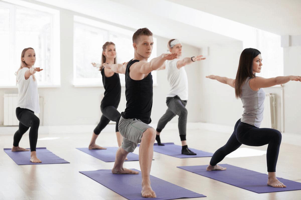 Йога тичер онлайн