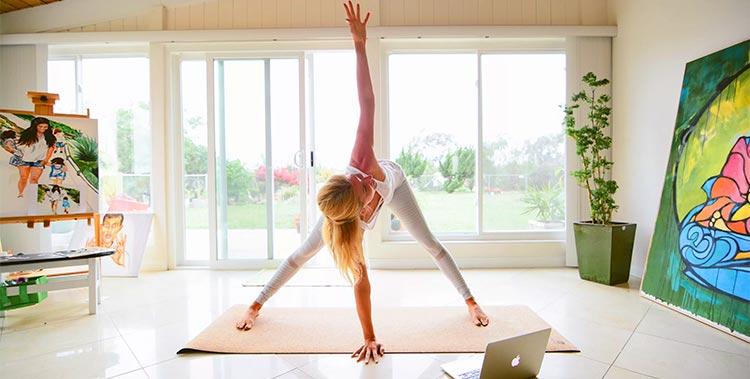 Тренировки по развитию гибкости онлайн