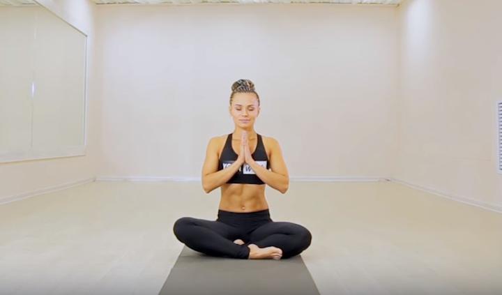 Онлайн йога курсы
