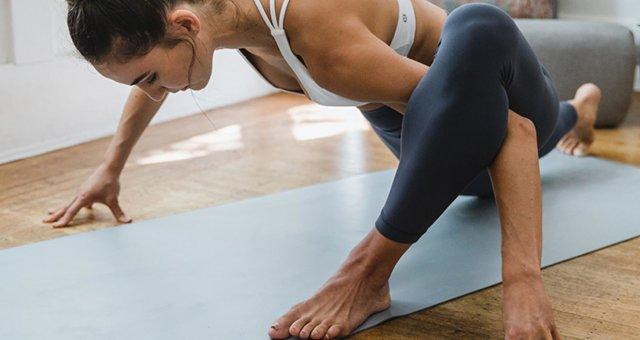 Йога для начинающих онлайн
