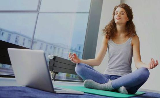 Йога центр онлайн