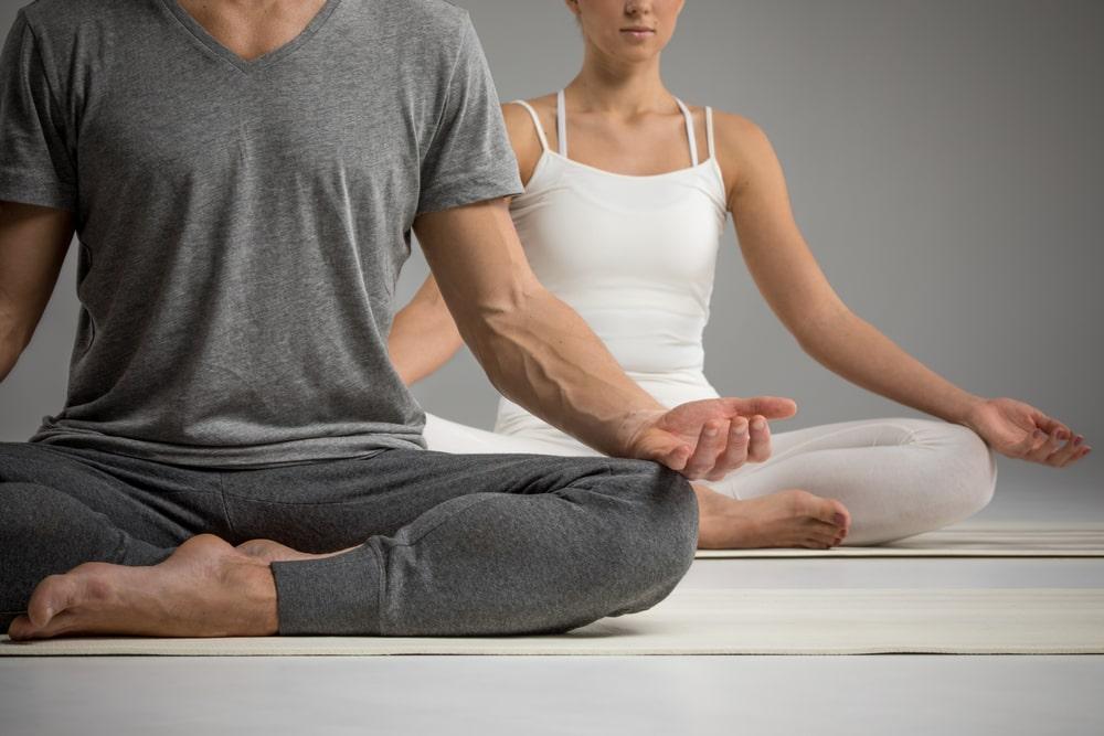 Парная йога онлайн