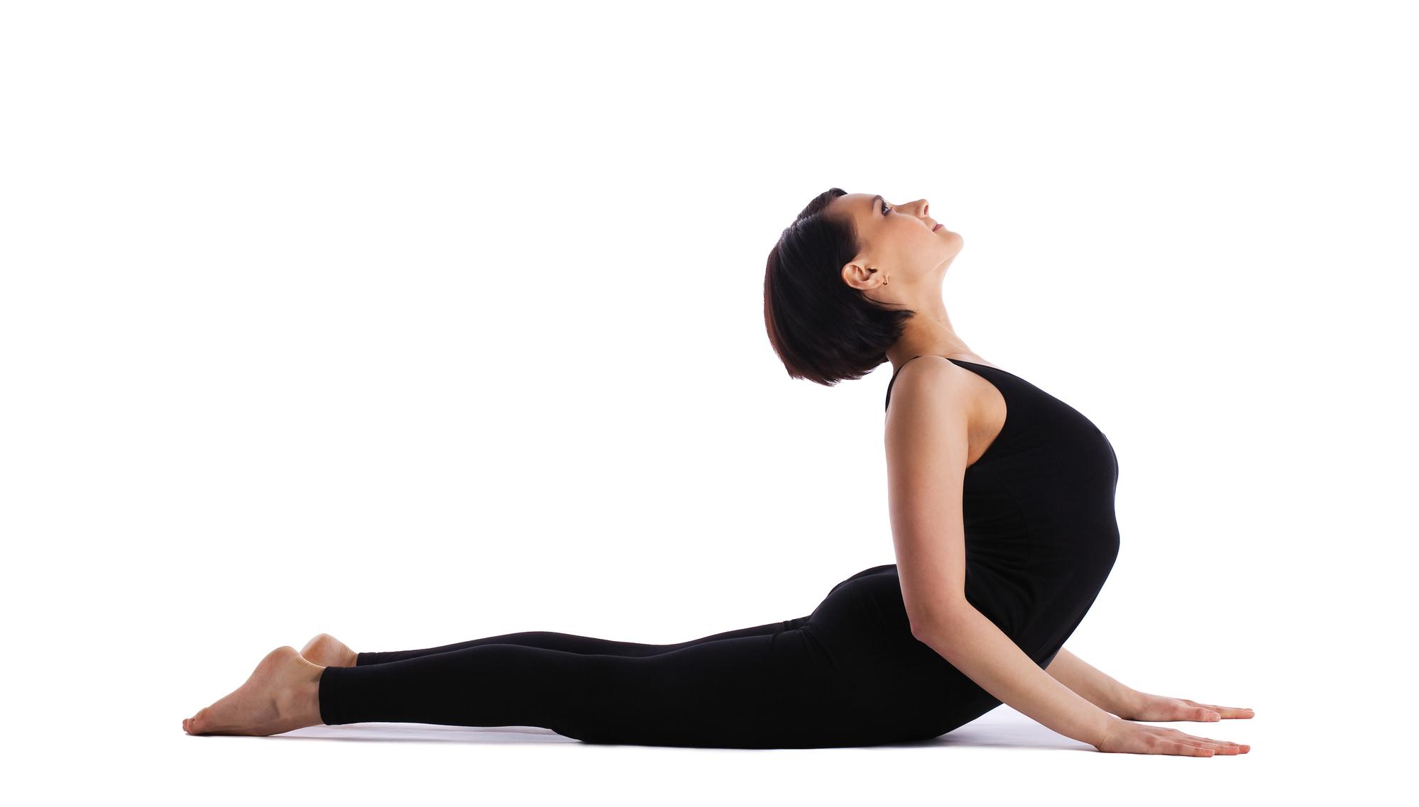 Йога комплексы для проработки живота