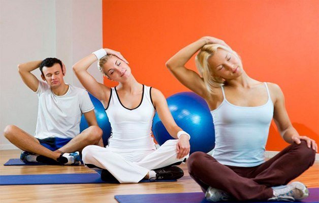 Йога комплексы для проработки шеи