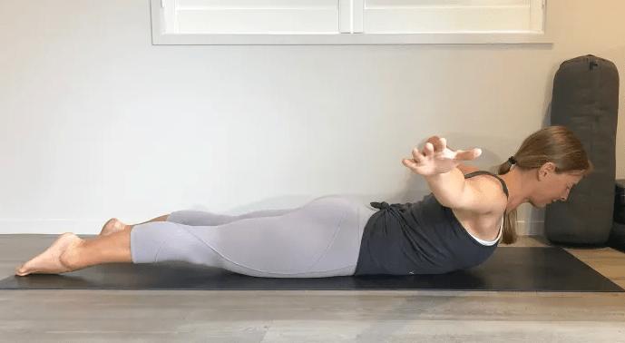 Йога комплексы для улучшения осанки