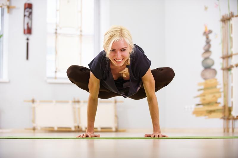 Хатха йога онлайн занятия