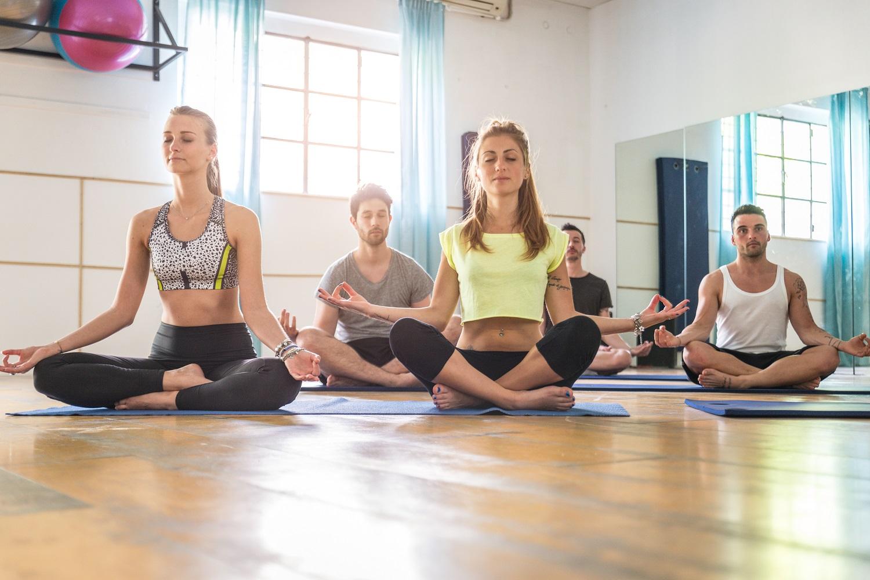 Гормональная йога онлайн