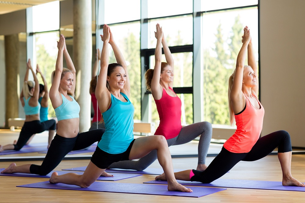 Йога онлайн для новичков