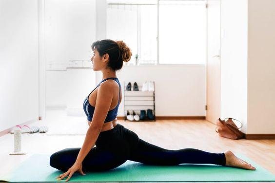 Йога для выравнивания спины
