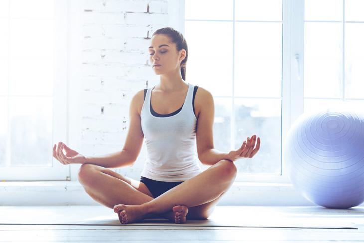 Йога онлайн для продолжающих