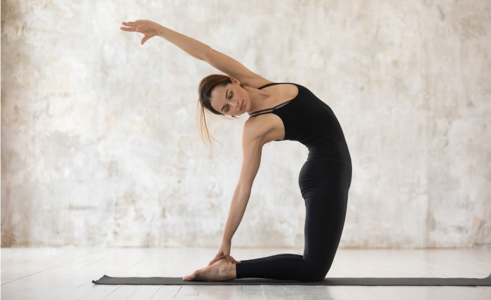 Йога для начинающих онлайн курс