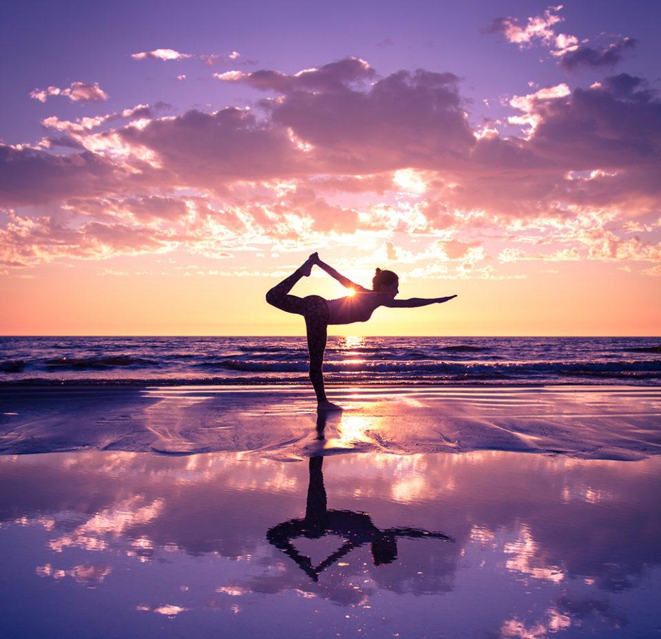 Видео коротких тренировок по йоге
