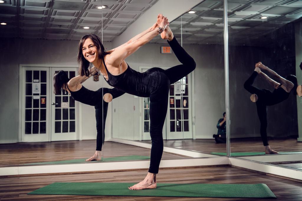 Йога тренировки для начинающих