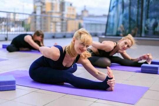 Йогические видео тренировки