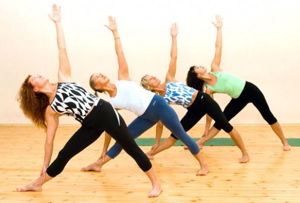 Индивидуальные тренировки по йоге онлайн