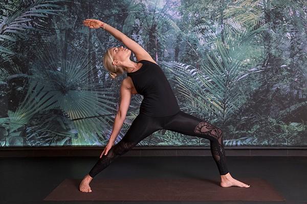 Йога тренировки для энергии