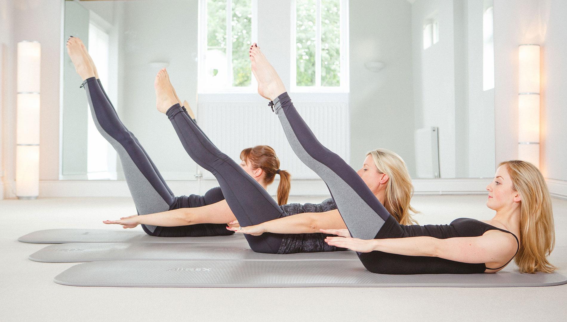 Йога тренировки после родов