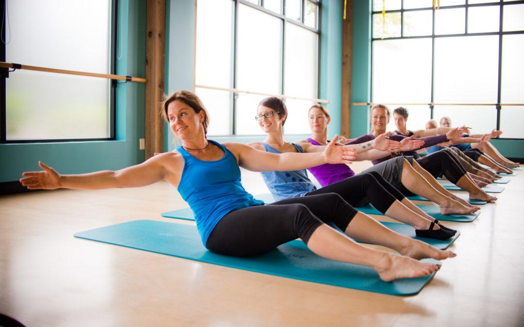 Тренировки по йоге после родов