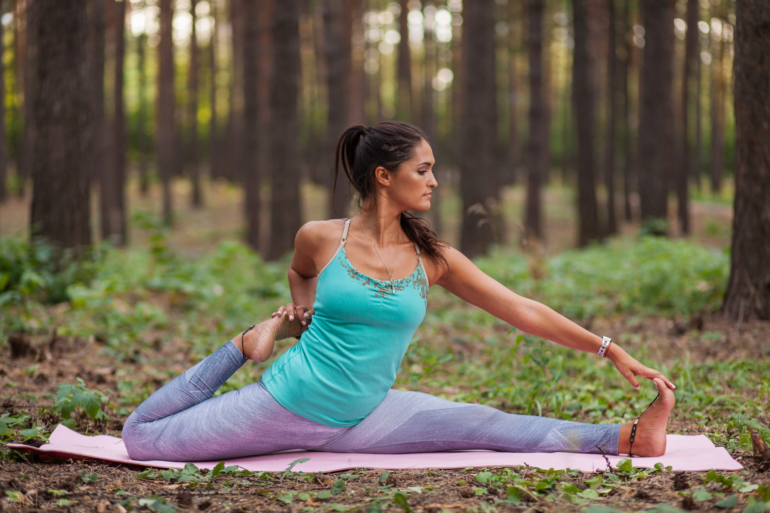 Практический курс по йога-терапии