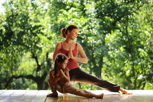 Йога для иммунитета