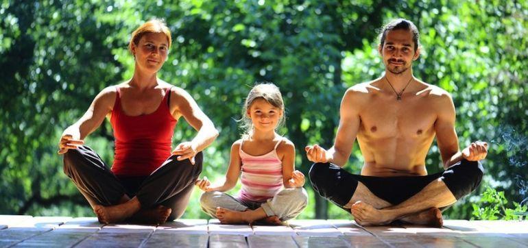 Противовирусная йога