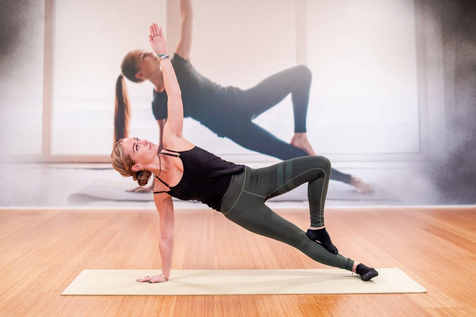 Профилактическая йога