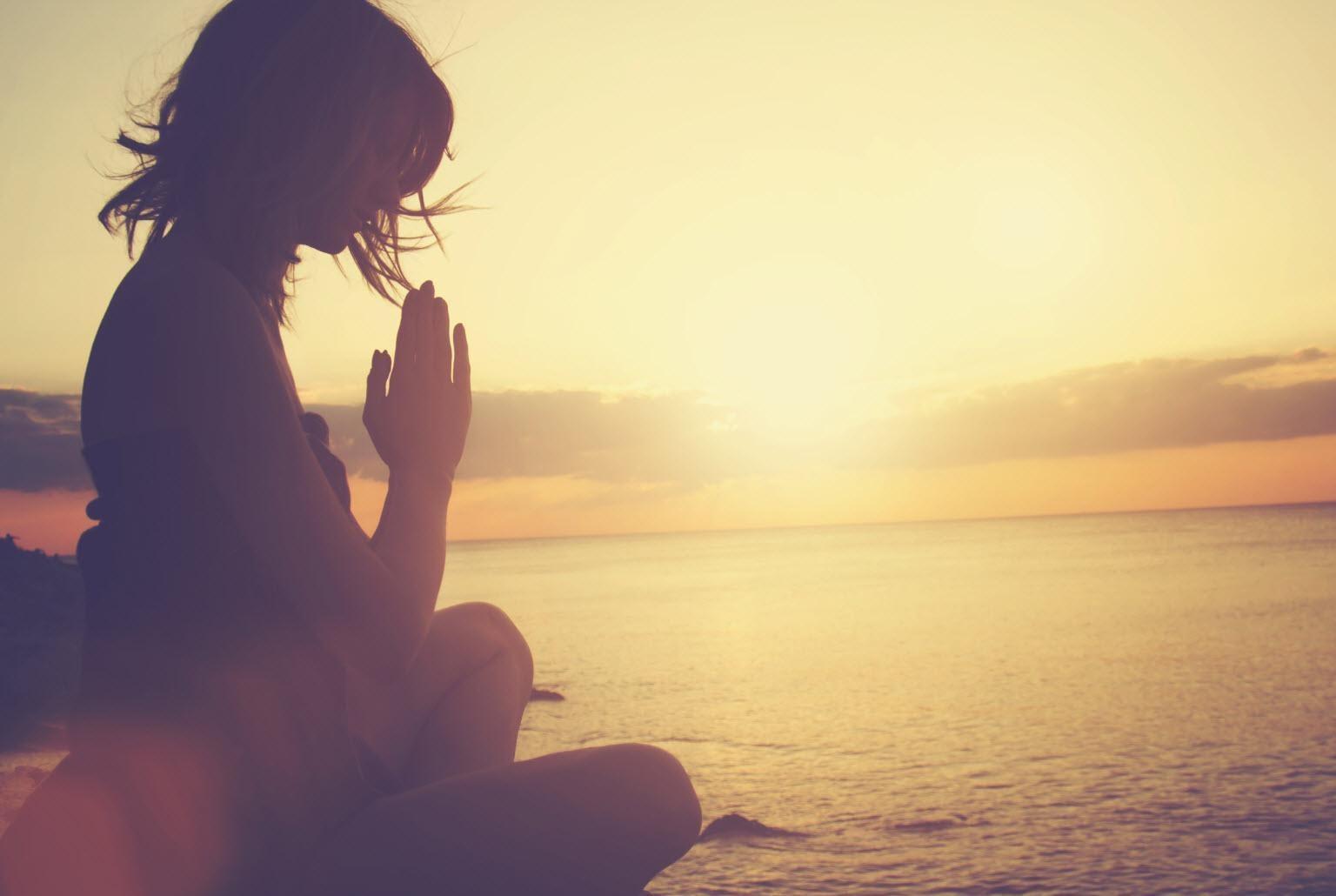 Медитация в движении