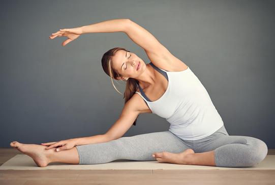 Короткий комплекс по йоге