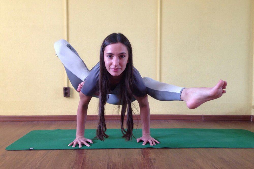 Уроки от экспертов по йоге