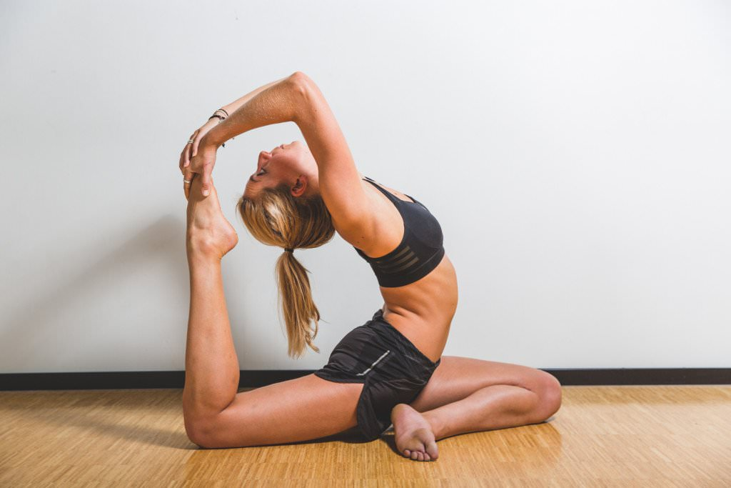 Йога видео для изучения