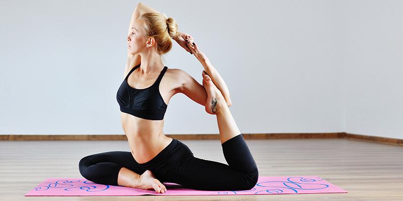 Видео от йога экспертов