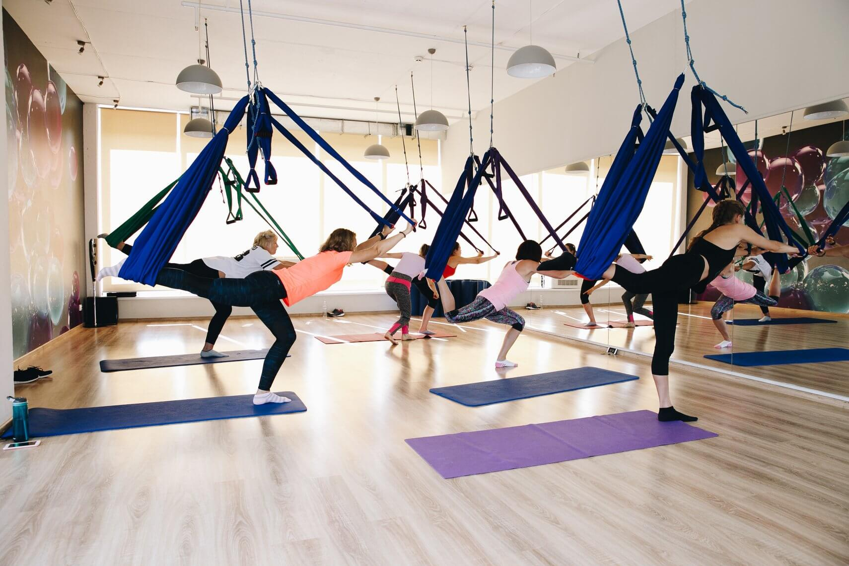 База йога тренировок