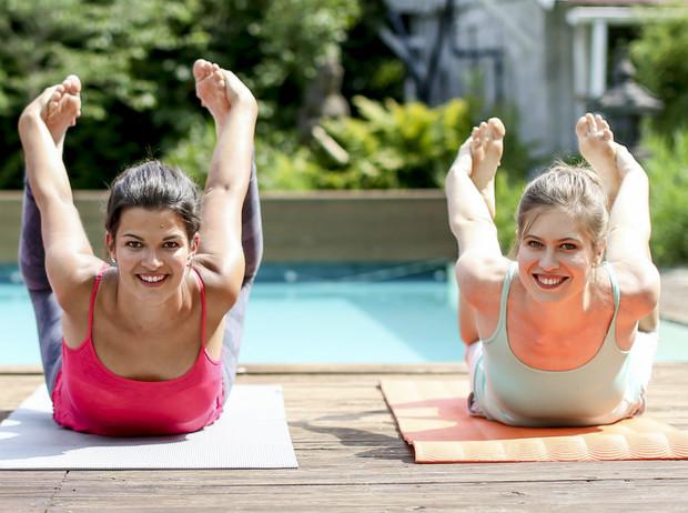 Комплексы йоги от профессионалов